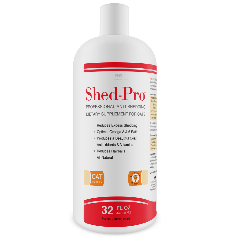 Shed-Pro® for Cats (32 fl oz)