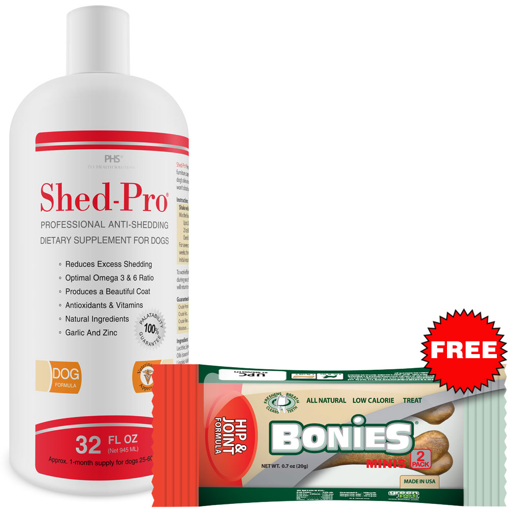 Shed-Pro® for Dogs (32 fl oz)