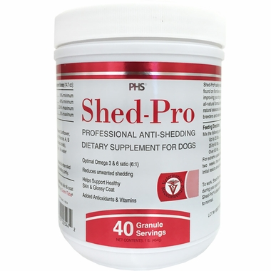Shed-Pro® Granules for Dogs (40 Servings)