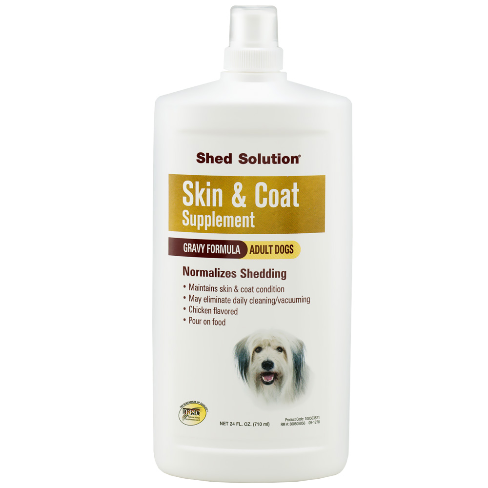 Shed Solution for Dogs (24 oz)