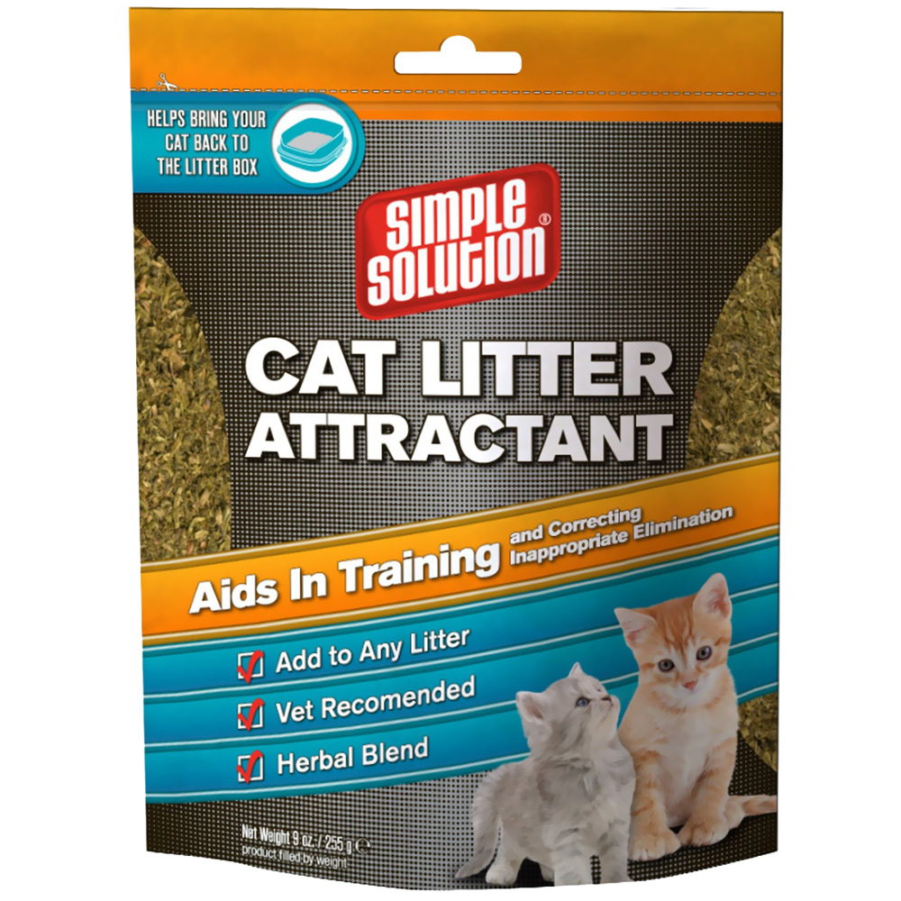Cat Litter Attractant