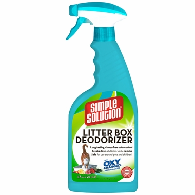 Simple Solution Cat Litter Box Deodorizer (16 oz)