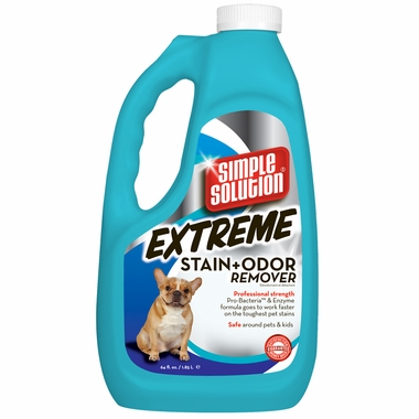 Simple Solution Extreme Stain & Odor Remover (Gallon)