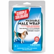 Simple Solution Washable MALE Wrap (Medium)