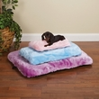 Slumber Pet Cloud Cushion Pink - Large