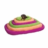 Slumber Pet Soft Terry Crate Bed Large - Orange