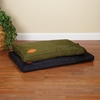 Slumber Pet Toughstructable Bed Black (42 x 28 In)