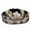 "Slumber Pet Uptown Lounger 18"" - Flower"