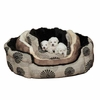 "Slumber Pet Uptown Lounger 34"" - Flower"