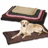 Slumber Pet Water-Resistant Bed Large - Brown