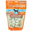 SmartBone Mini Sweet Potato Chews (24 Pack)