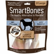 SmartBones® Large Peanut Butter Chews (3 pack)