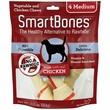 SmartBones® Medium Chicken Chews (4 pack)