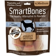 SmartBones® Medium Peanut Butter Chews (4 pack)