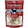 SmartBones Mini Chicken Chews (8 pack)