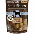 SmartBones® Mini Peanut Butter Chews (16 pack)