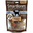 SmartBones® Mini Peanut Butter Chews (8 pack)