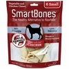 SmartBones Small Chicken Chews (6 pack)