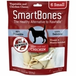 SmartBones® Small Chicken Chews (6 pack)