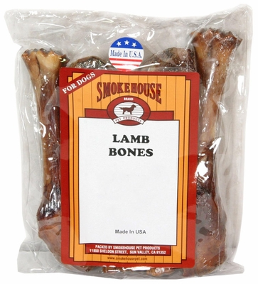 Smokehouse USA Lamb Bones (5 pack)