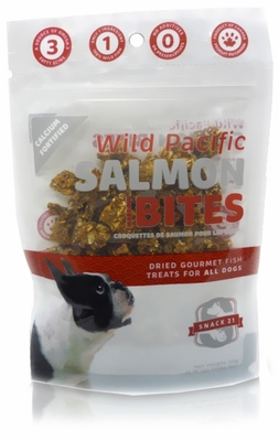 Snack 21 Salmon Marrow Bites for Dogs (50 g)