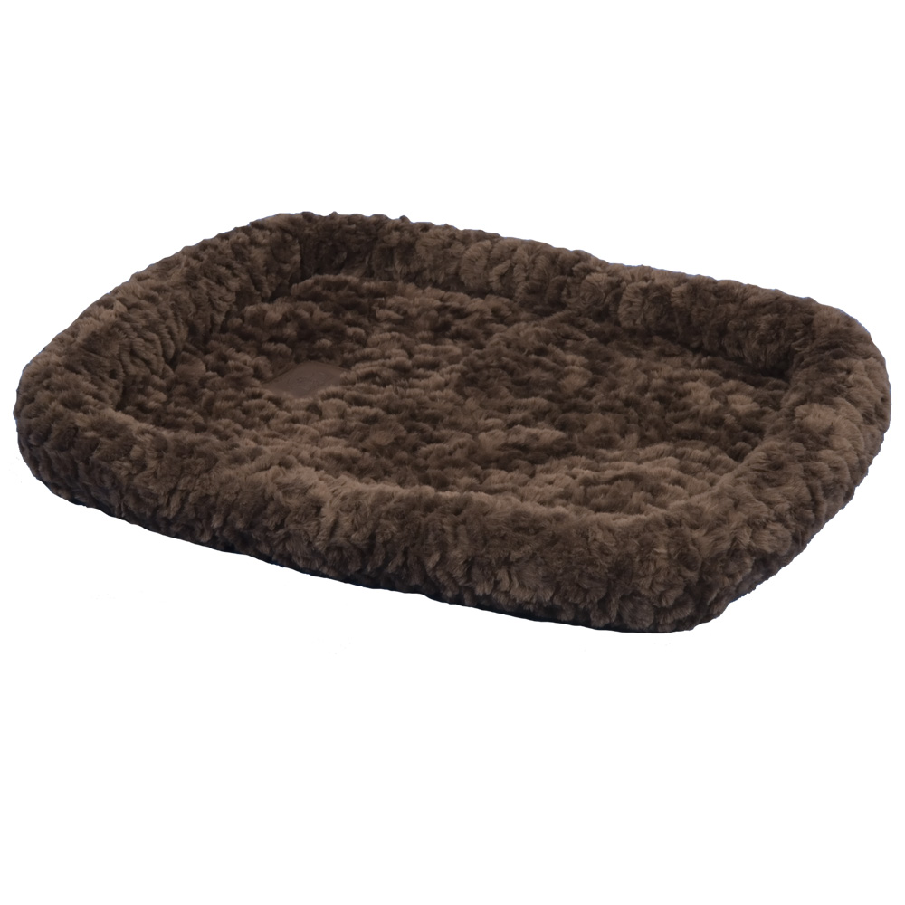 """SnooZZy Crate Bed 2000 25x20"""" - Chocolate"""