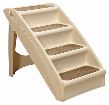 Solvit Ramp PupSTEP Plus Pet Stairs
