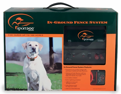 SportDOG 100 acre In-Ground Fence System