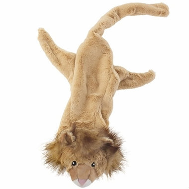 Spot Mini Skinneeez Stuffing Free Jungle Cat  (14