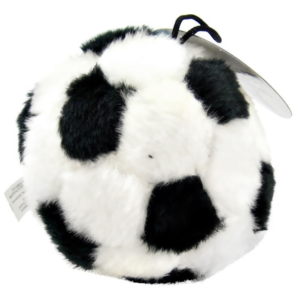 Spot Plush Soccer Ball Dog Toy