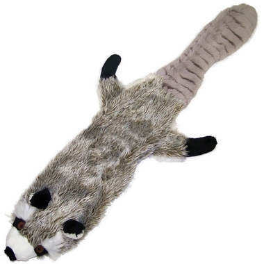 Spot Skinneeez Stuffing Free Plus Raccoon (23