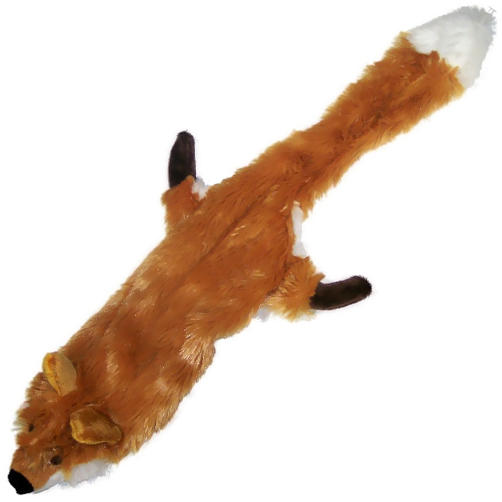 Spot Skinneeez Stuffing Free Plush Fox (23