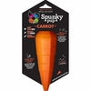 Spunky Pup Treat Holding Play Toy - Carrot