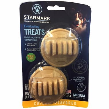 Starmark Everlasting Treats - Chicken (Medium)