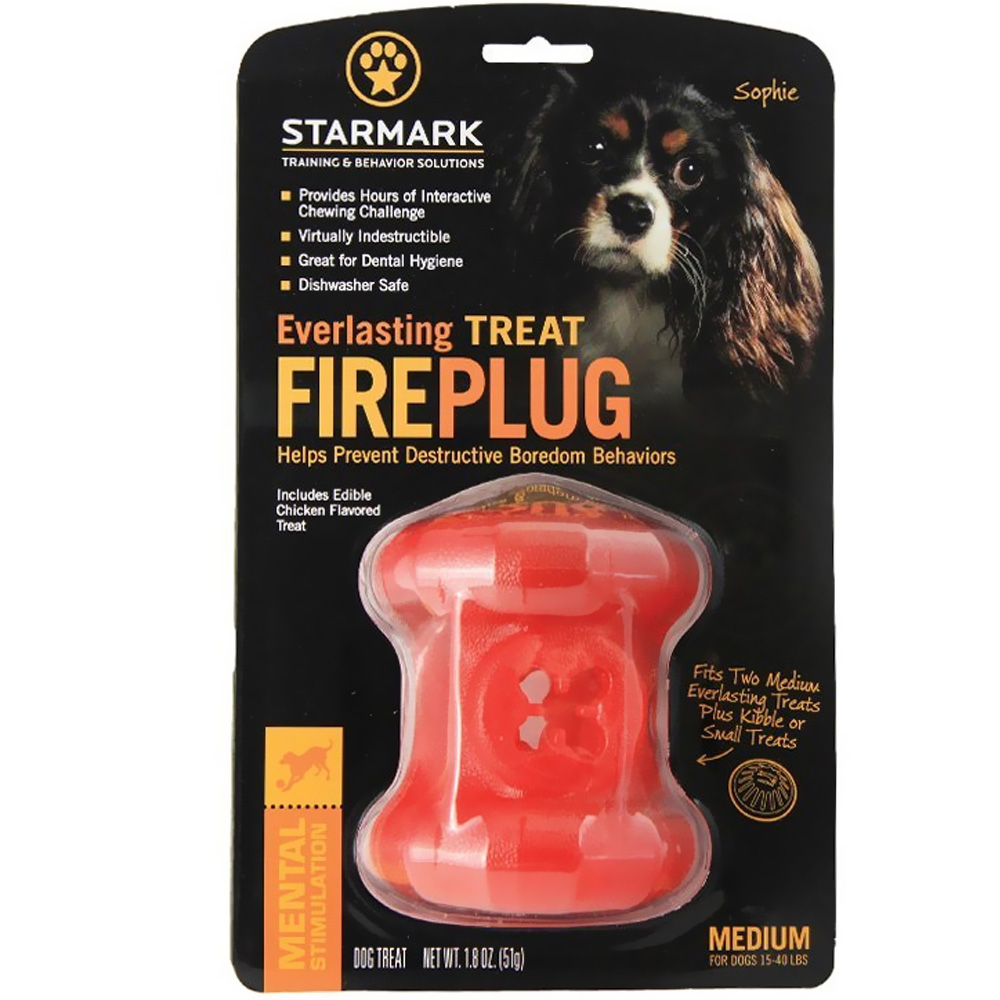 Starmark Everlasting Fire Plug - Medium