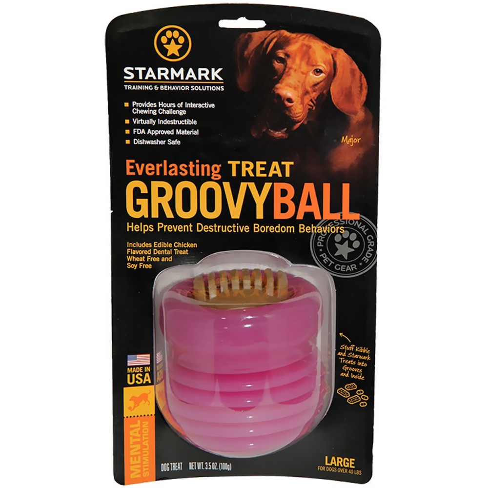 Starmark Everlasting Groovy Ball - Large