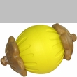 Starmark Interlocking DuraFoam Treat Ball - Large