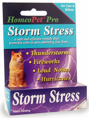 Storm Stress for Cats & Kittens