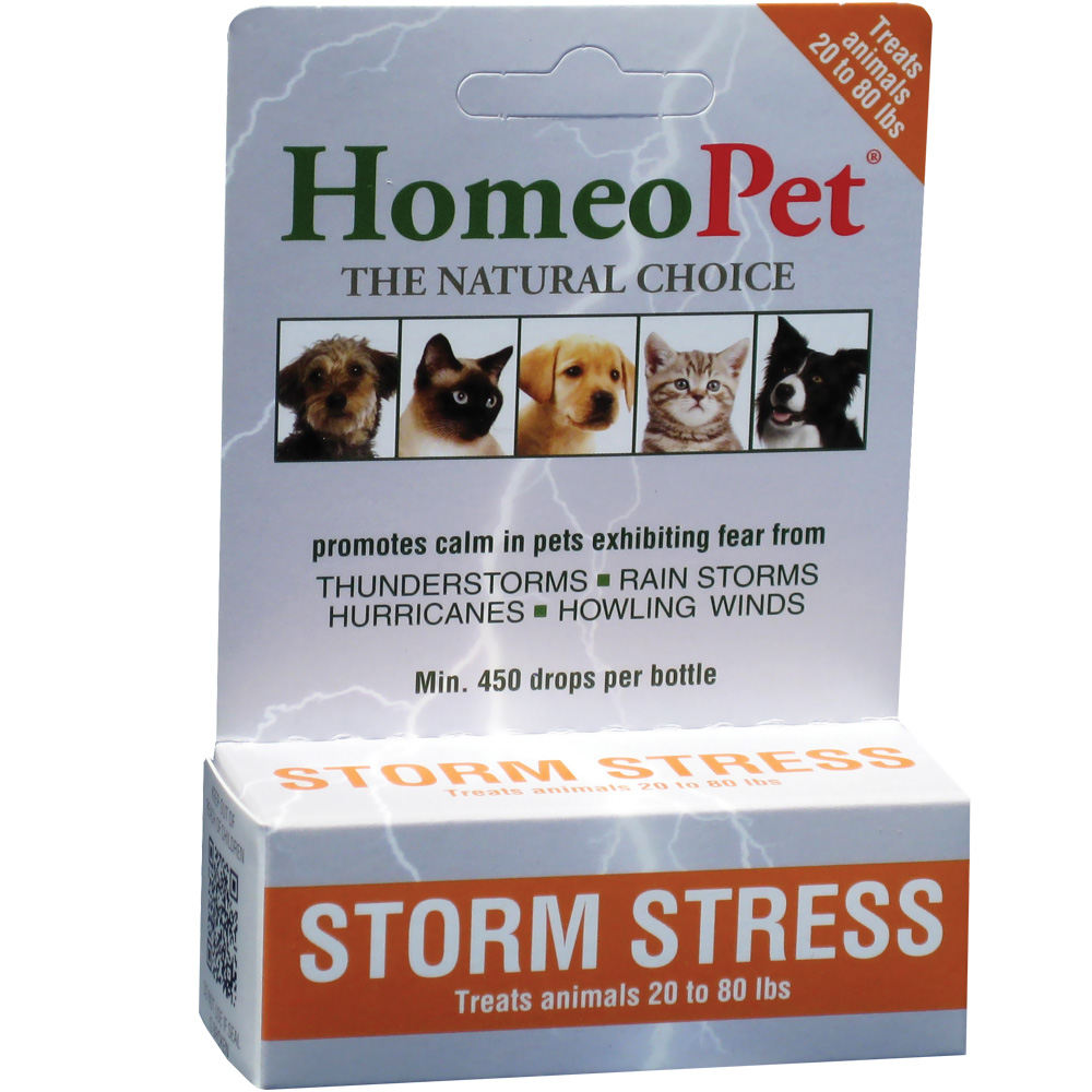 Storm Stress for Dogs (20 to 80 lbs)