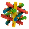 Super Pet Small Animal Nut Knot Nibbler Chew Toy