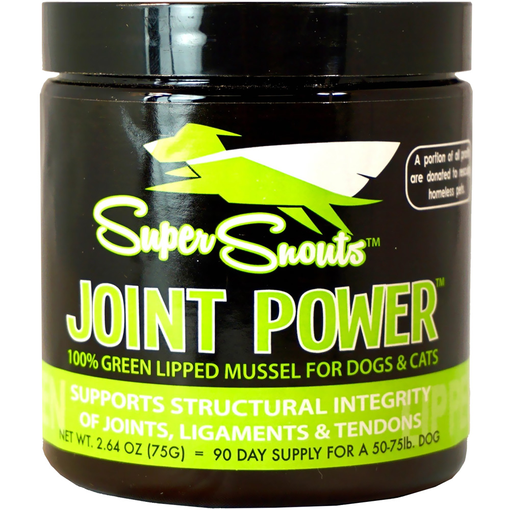 Super Snouts Joint Power for Dogs & Cats (2.64 oz)