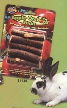 SuperPet Apple Orchard Sticks (10 Pieces)