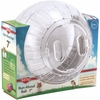 "SuperPet Hamster Run About Exercise Ball 7"" Clear (Assorted)"