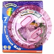 "SuperPet Hamster Run About Exercise Ball 7"" Rainbow (Assorted)"