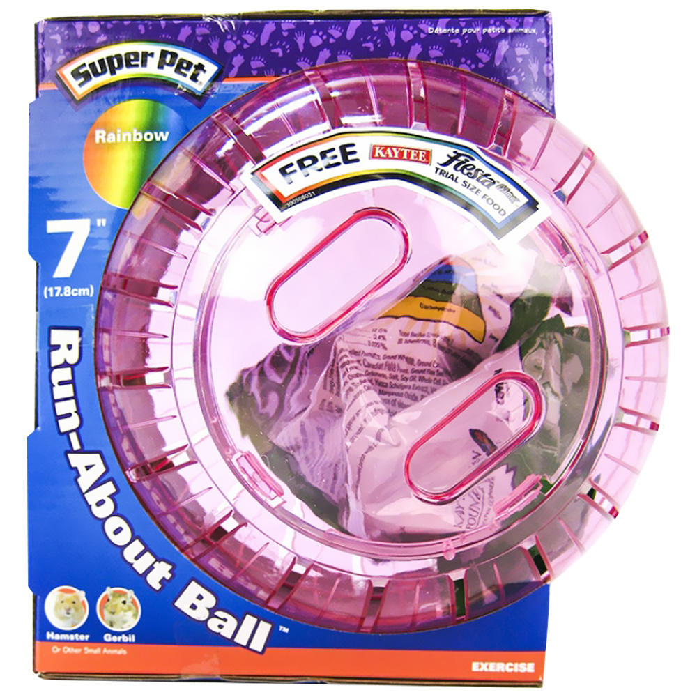 SuperPet Hamster Run About Exercise Ball 7