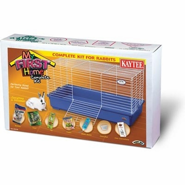 SuperPet My First Home Rabbit Kit - Kaytee