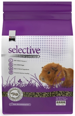 Supreme Science Selective Guinea Pig (4.6 lbs)