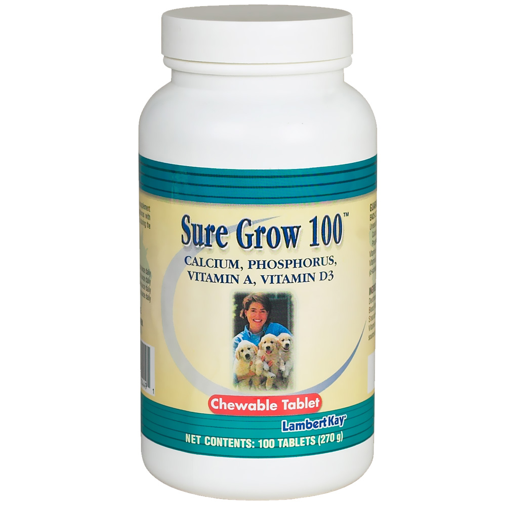 Sure Grow 100 Vitamin Supplement (100 Tabs)