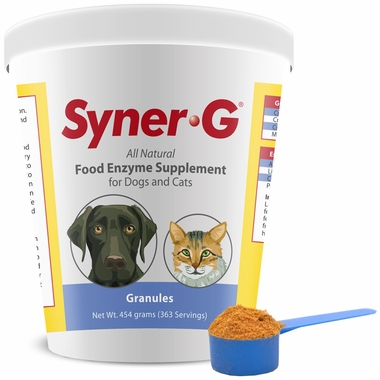 Syner-G® Digestive Enzymes Granules (454 g)