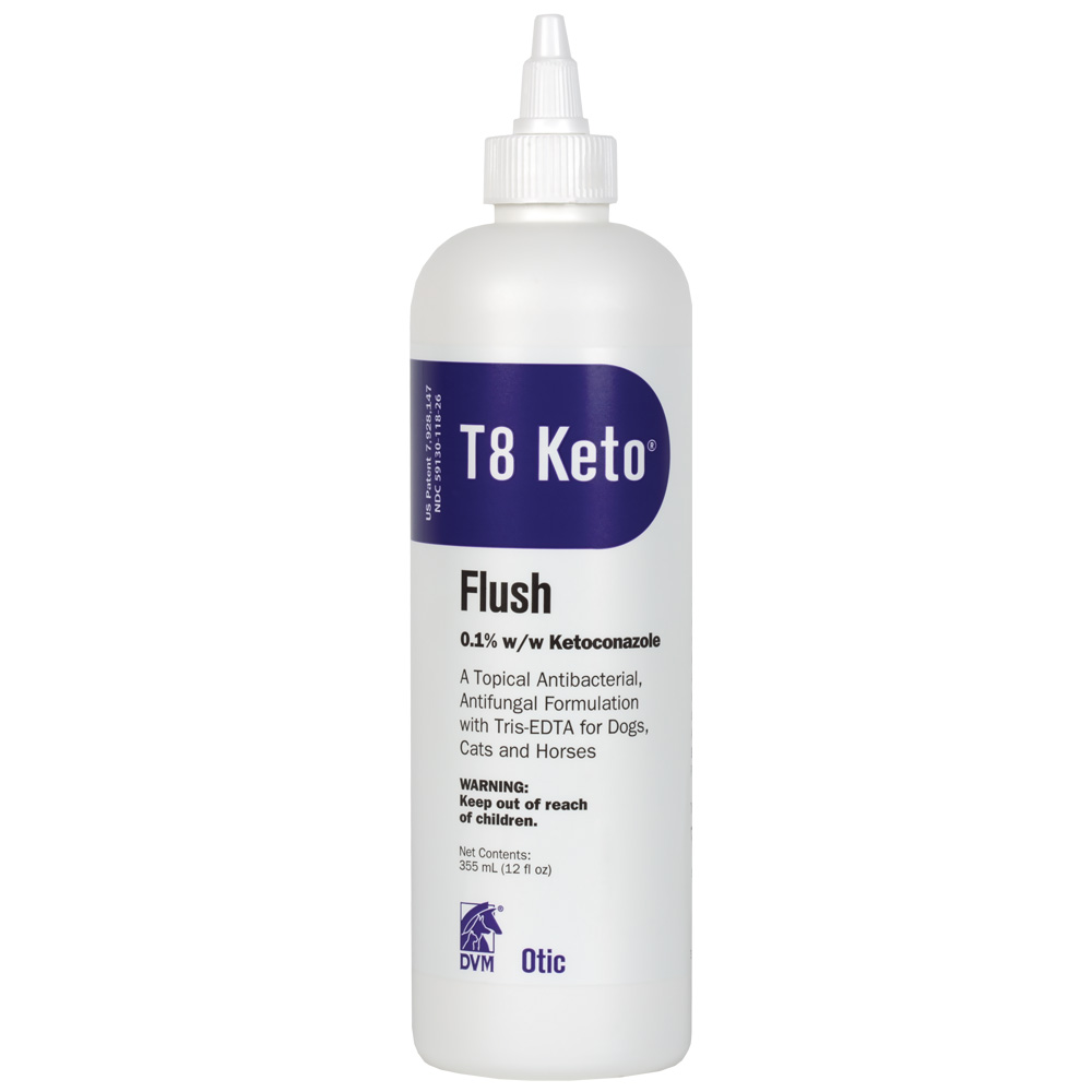 T8 Keto Flush - 12 fl. oz